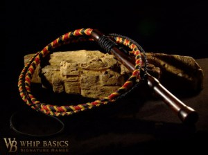 Whip Basics Signature Range Cow Whip (4-4-2009)